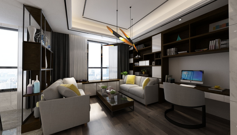 客厅装修常见的几种风格