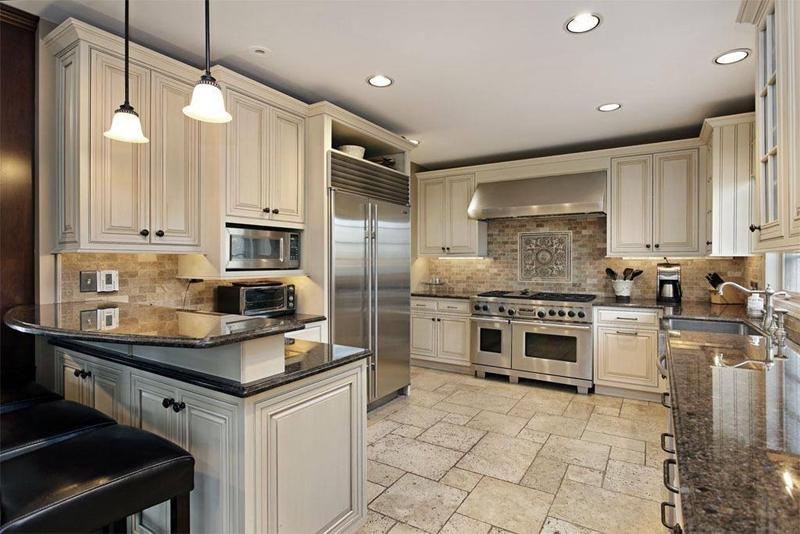厨房装修设计的三个方案归纳