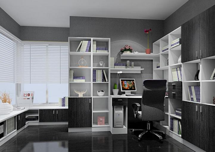 福州装修公司分享如何设计一间个性书房